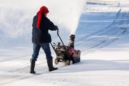 Brockton snow removal driveway snow removal